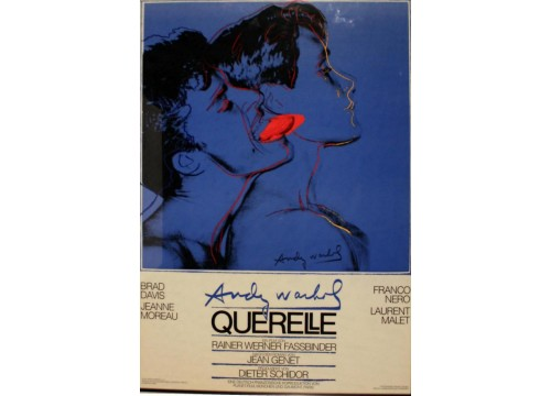 WARHOL ANDY - QUERELLE