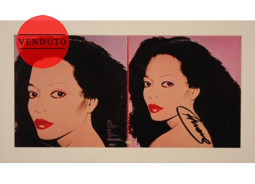 WARHOL ANDY - DISCO DIANA ROSS